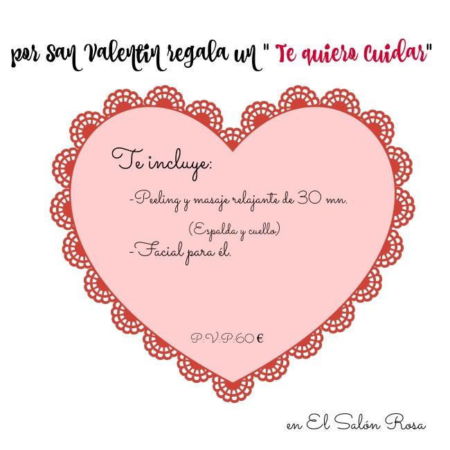 Por San Valentin regala un «Te quiero Cuidar»