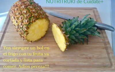 Toma fruta cada día de la manera más fácil !