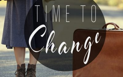SEPTIEMBRE : TIME TO CHANGE
